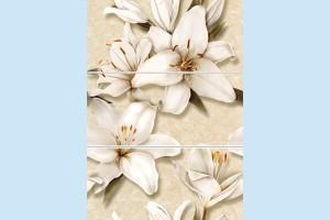 Плитка декоративная Intercerama - Oasis П 64 021