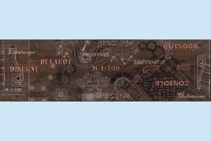 Плитка декоративная Intercerama - Pantal БН 85 022