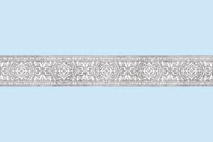 Плитка декоративная Intercerama - Rene БВ 153 071-1