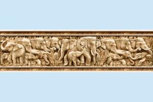 Плитка декоративная Intercerama - Safari БВ 73 031