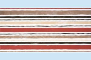 Плитка декоративная Керамин - Дюна 1 панно тип 1