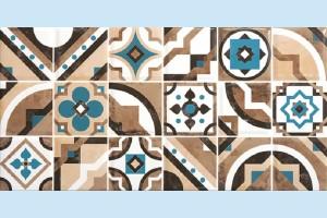 Плитка декоративная Керамин - Дюна 2 панно тип 2