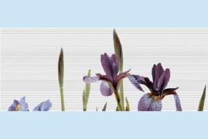 Плитка декоративная Керамин - Ирис панно тип 1
