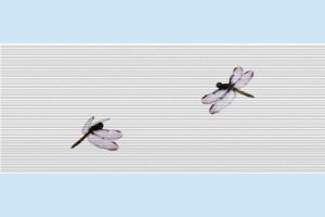 Плитка декоративная Керамин - Ирис панно тип 4