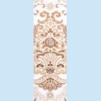 Плитка декоративная Керамин - Фриз Органза 4 400×132