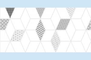 Плитка керамическая Керамин - Тренд 7 тип 3