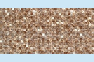 Плитка настенная Opoczno - Royal Garden brown