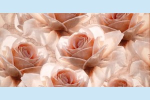 Плитка декоративная Opoczno - Royal Garden flower