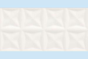 Плитка настенная Opoczno - Origami white glossy